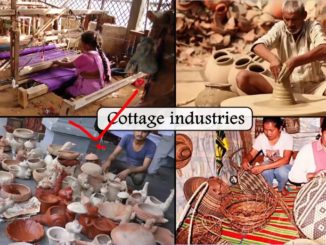 cottage industries