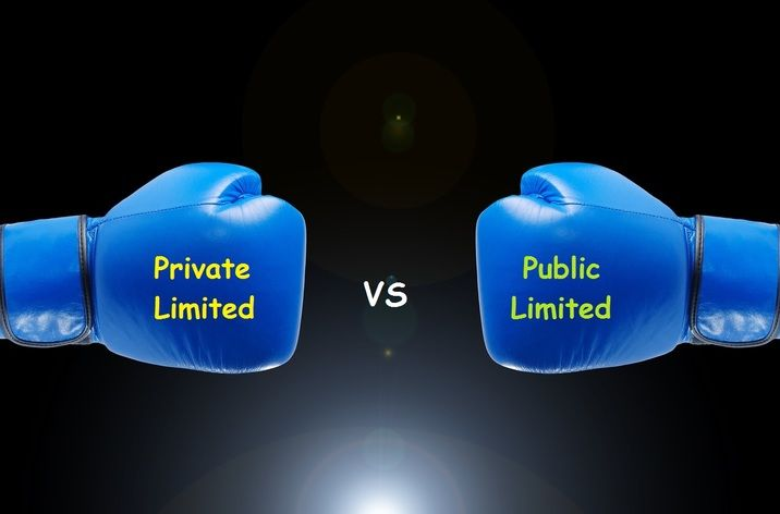 private vs public